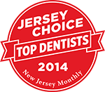 Jersey Choice Top Dentist 2014